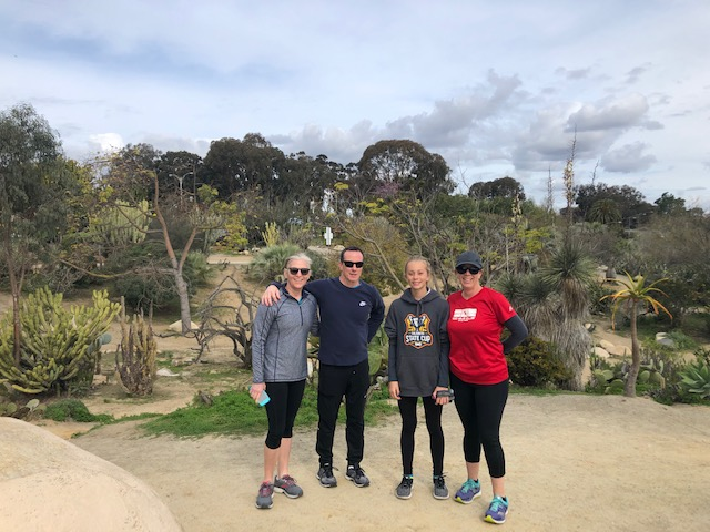 best places to run San Diego