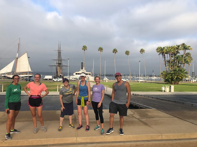 san diego running tour